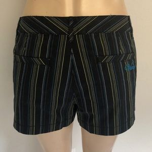 Pants - Girls Vans Off The Wall shorts size 11 EUC